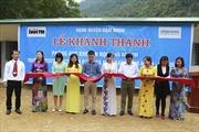 ABBANK trao tặng 4 phòng học cho học sinh bán trú tỉnh Lai Châu