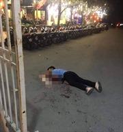 Nghi can sát hại tài xếở cổng phụ sân Mỹ Đình có thể đối mặt với án tử hình