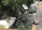 Lái xe bồn gây tai nạn kinh hoàng ở Lai Châu đã tử vong, ai sẽ bồi thường cho 13 nạn nhân xấu số?