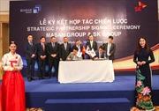SK Group là đối tác chiến lược của Masan Group