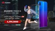 Huawei mang tính năng chụp đêm trên dòng điện thoại cao cấp lên Nova 3/3i