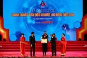 Nestlé Việt Nam được vinh danh 'Doanh nghiệp vì Người lao động'