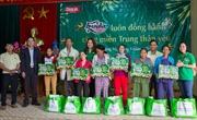 7.000 phần quà Tết trao tặng đồng bào miền Trung