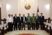 Thủ tướng Lào tiếp Chủ tịch HĐQT THACO và Hoàng Anh Gia Lai