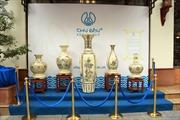 Thành viên Tập đoàn BRG trưng bày tinh hoa gốm Chu Đậu chào mừng Hội nghị thượng đỉnh Mỹ - Triều