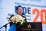 """Hội thảo quốc tế """"Đào tạo trực tuyến – Cơ hội và thách thức"""""""