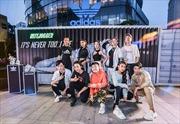Adidas ra mắt dòng sản phẩm Nite Jogger -  Day vs. Night