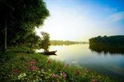 Không khí tại Ecopark sạch hơn nhiều lần so với quy chuẩn