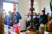 Công ty Yến sào Khánh Hòa dâng hương giỗ tổ ngành vì đàn chim yến