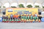 SHB và câu lạc bộ Manchester City tiếp tục hành trình nuôi dưỡng ước mơ cho trẻ em làng SOS