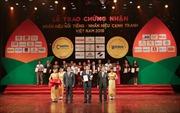 Dai-ichi Việt Nam đạt danh hiệu 'Top 20 Nhãn hiệu nổi tiếng Việt Nam 2019'