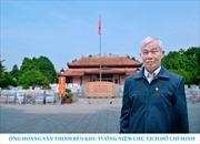 Gặp người tạo nên công trình tưởng niệm Chủ tịch Hồ Chí Minh ở Thanh Hóa