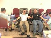 250 nhân viên Herbalife VN tham gia hiến máu hưởng ứng ngày Hiến máu Thế giới