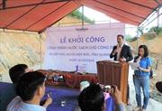 HEINEKEN Việt Nam mang nước sạch tới Quảng Nam