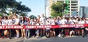 Chạy bộ Terry Fox Run 2019 gây quỹ hỗ trợ nghiên cứu và điều trị bệnh ung thư