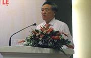 Chánh án TAND Tối cao Nguyễn Hòa Bình giao lưu với sinh viên Đại học Quốc gia Hà Nội