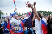 World Cup 2018: Đội tuyển Nga sẵn sàng cho 'giấc mơ lớn'