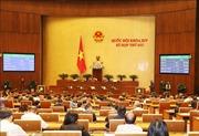Thông cáo số 16, Kỳ họp thứ 6, Quốc hội khóa XIV