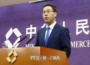 Trung Quốc chỉ trích chính sách của Mỹ 'khủng bố tâm lý' trong thương mại