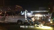 Tai nạn giao thông liên hoàn, 1 người chết, 11 người bị thương
