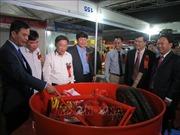 Hội chợ triển lãm hàng công nghiệp, tiểu thủ công nghiệp vùng Tây Bắc - Yên Bái 2018