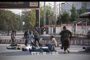 Nổ liên tiếp tại thủ đô Kabul của Afghanistan