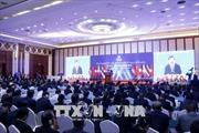 Khai mạc Hội nghị Truyền thông Hợp tác Mekong-Lan Thương 2018