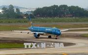 Chuyến bay VN1266 của Vietnam Airlines gặp trục trặc kỹ thuật tại sân bay Vinh