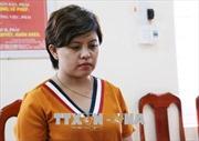 Bắt tạm giam 2 tháng bảo mẫu bạo hành trẻ em ở An Giang
