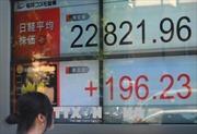Căng thẳng thương mại Mỹ - Trung tiếp tục 'phủ bóng' lên chứng khoán châu Á