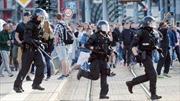 Biểu tình bùng phát thành bạo lực tại Đức, nhiều người bị thương