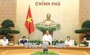 Thủ tướng Nguyễn Xuân Phúc chủ trì họp Chính phủ chuyên đề xây dựng thể chế