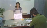 Bắt quả tang vụ vận chuyển 22 bánh heroin từ Lào về Việt Nam