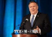 'Áp đặt lại trừng phạt là trụ cột quan trọng trong chính sách với Iran'
