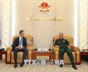 Thúc đẩy hơn nữa quan hệ quốc phòng giữa Việt Nam - Australia