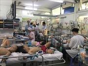 Trong 3 tuần, trẻ mắc bệnh chân miệng tại TP Hồ Chí Minh tăng gấp 5 lần