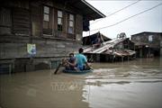 Điện thăm hỏi Philippines thiệt hại do siêu bão Mangkhut