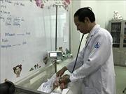 Cứu sống bệnh nhi sinh non mắc cùng lúc nhiều bệnh nặng