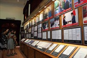 Trưng bày 50 di sản tư liệu, tài liệu lưu trữ quốc gia
