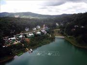 Kiên quyết tháo dỡ bờ kè vi phạm di tích thắng cảnh quốc gia hồ Tuyền Lâm