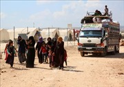 Hàng nghìn người Syria trở về Idlib sau thỏa thuận thiết lập khu phi quân sự