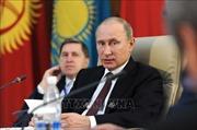 Tổng thống Nga: Syria có quyền giành lại toàn bộ lãnh thổ của mình
