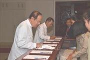Campuchia bầu chức danh chủ chốt của quốc hội, thông qua nội các chính phủ