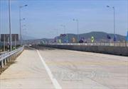 Xử lý tập thể, cá nhân để xảy ra hư hỏng tại cao tốc Đà Nẵng - Quảng Ngãi