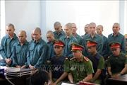 Phạt tù nhóm đối tượng gây rối trật tự trước trụ sở UBND tỉnh Bình Thuận