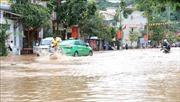 Vùng áp thấp và rãnh áp thấp gây mưa dông ở Nam Bộ và vùng biển phía Nam