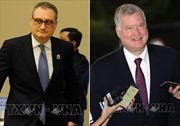 Nga, Mỹ nhất trí đẩy nhanh nỗ lực trong vấn đề Triều Tiên