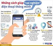 Cách 'cai nghiện' điện thoại thông minh