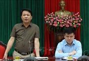 Xử lý nghiêm vi phạm quản lý đất đai ở huyện Thanh Oai, Hà Nội