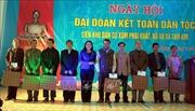 Chủ tịch Hội Phụ nữ Việt Nam dự Ngày hội Đại đoàn kết toàn dân tộc tại Cao Bằng